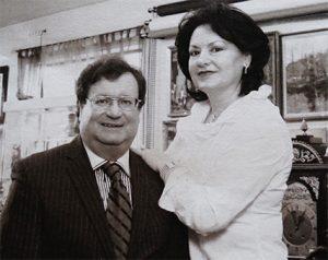 Olaf und Katharina Sigalas